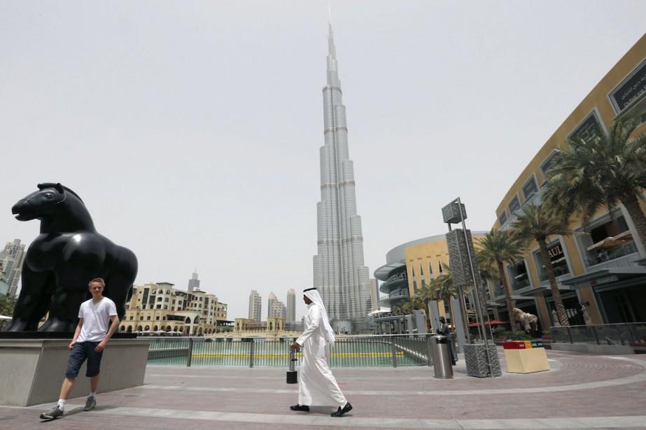 Dubaï avait attiré plus de 13 millions de... (PHOTO AHMED JADALLAH, ARCHIVES REUTERS)