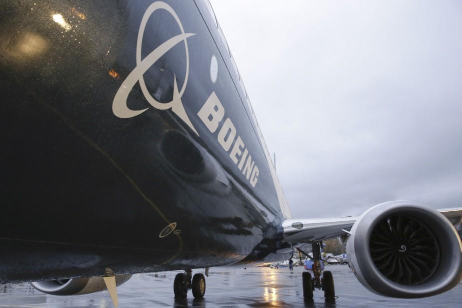 L'avionneur Boeing a livré mercredi des prévisions 2016... (PHOTO ARCHIVES AFP)
