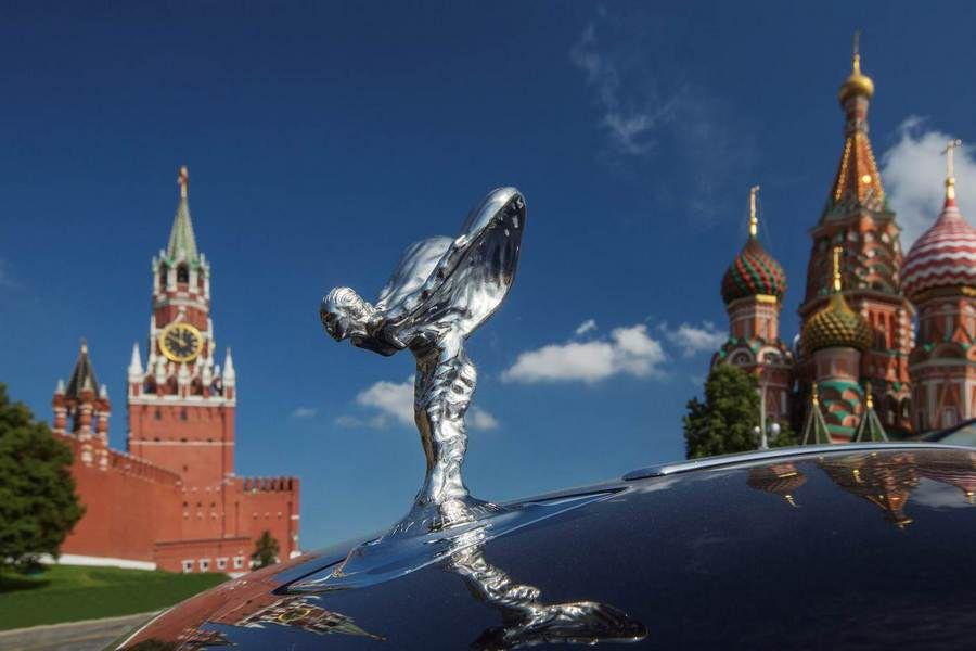 Rolls Royce et d'autres marques de luxe voient... (Photo Rolls Royce Motor Cars de Russie)