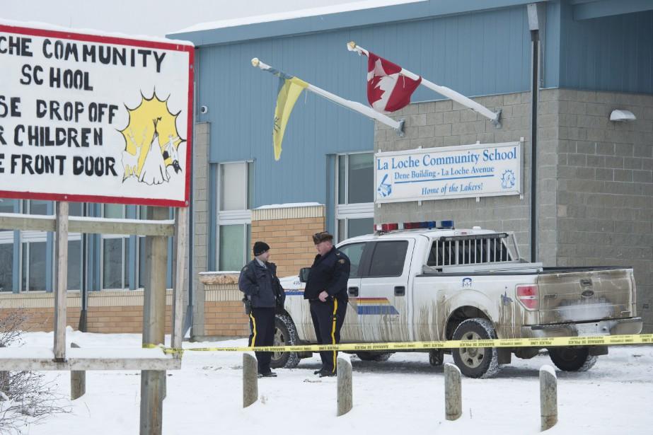 L'école pourrait notamment avoir recours à un agent... (Photo Jonathan Hayward, La Presse Canadienne)