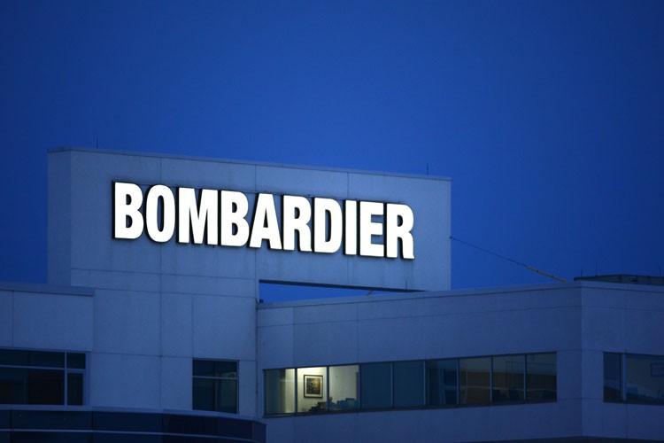 L'action de Bombardier a... (PHOTO CHARLES LABERGE, COLLABORATION SPECIALE)
