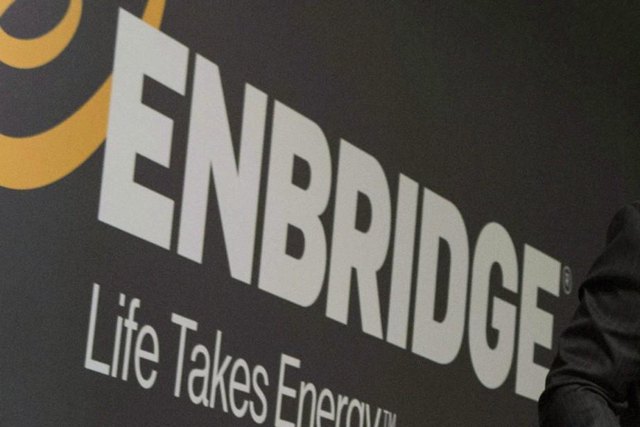 L'opérateur d'oléoducs Enbridge a annoncé... (Photo La Presse Canadienne)