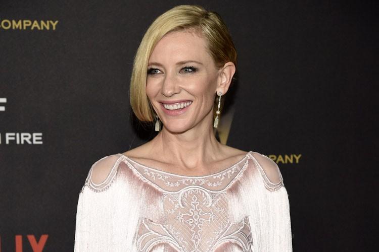 Cate Blanchett... (PHOTO ARCHIVES AP)