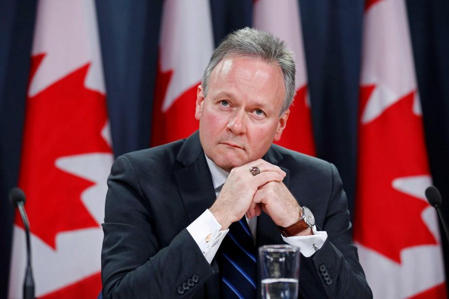 La semaine dernière, le gouverneur de laBanque du... (PhotoChris Wattie, Archives Reuters)