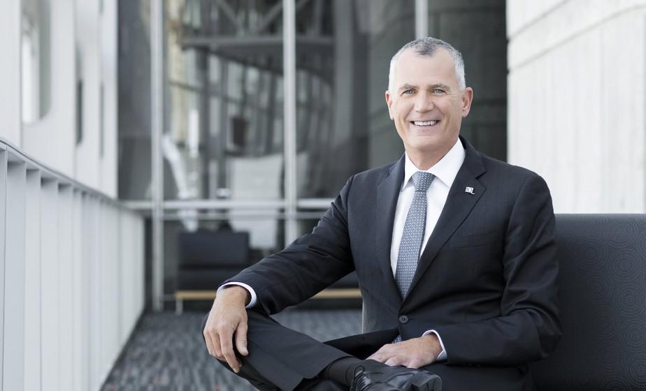 Pierre Gabriel Côté est président-directeur général d'Investissement Québec.... (PHOTO FOURNIE PAR INVESTISSEMENT QUÉBEC)