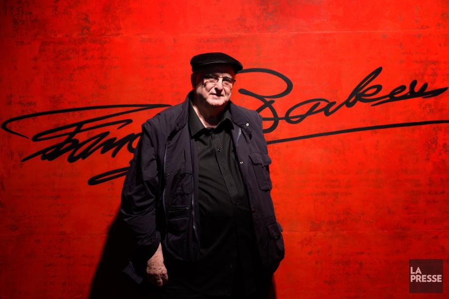 Le costumier François Barbeau est mort hier matin.... (PHOTO BERNARD BRAULT, ARCHIVES LA PRESSE)