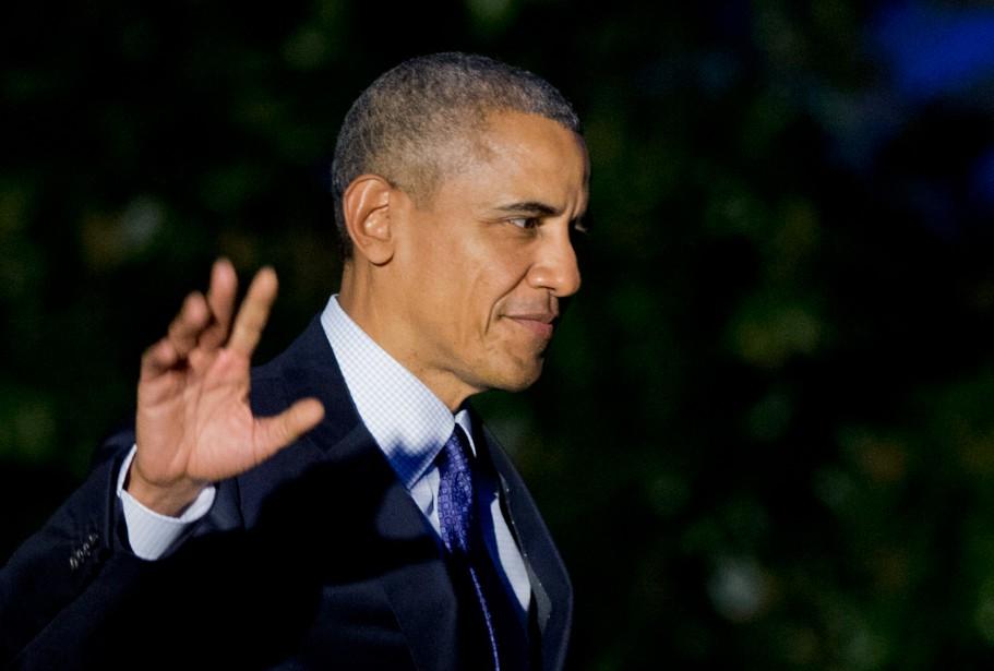 Le président américain Barack Obamaa indiqué que l'Académie... (PHOTO AP)