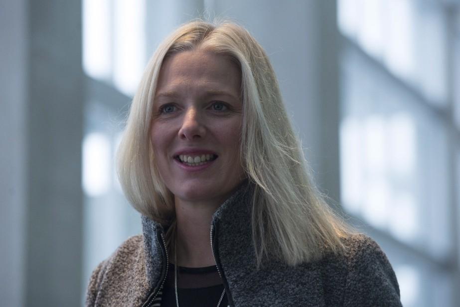 La ministre fédérale de l'Environnement et du Changement... (Photo Adrian Wyld, La Presse Canadienne)