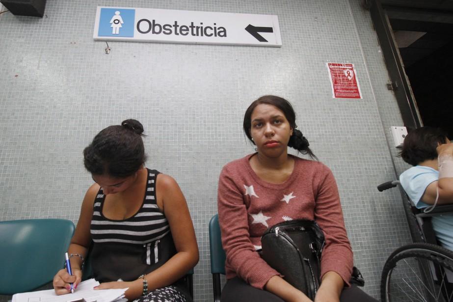 Sur les plus de 20000cas recensés en Colombie,... (PHOTO SCHNEYDER MENDOZA, AGENCE FRANCE-PRESSE)