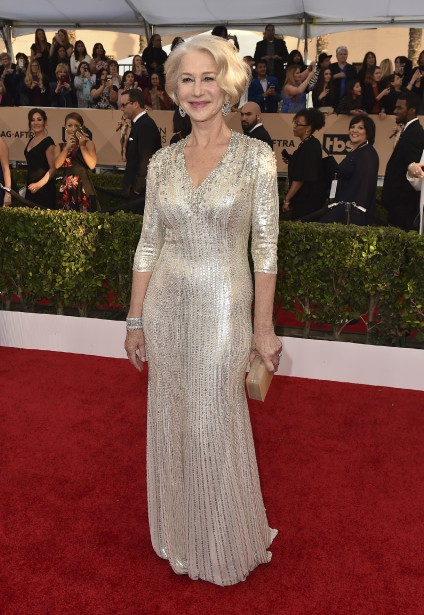 Helen Mirren (Photo AP, Jordan Strauss/Invision)