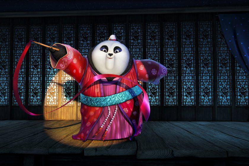 Kung Fu Panda 3... (PHOTO FOURNIE PAR DREAMWORKS)