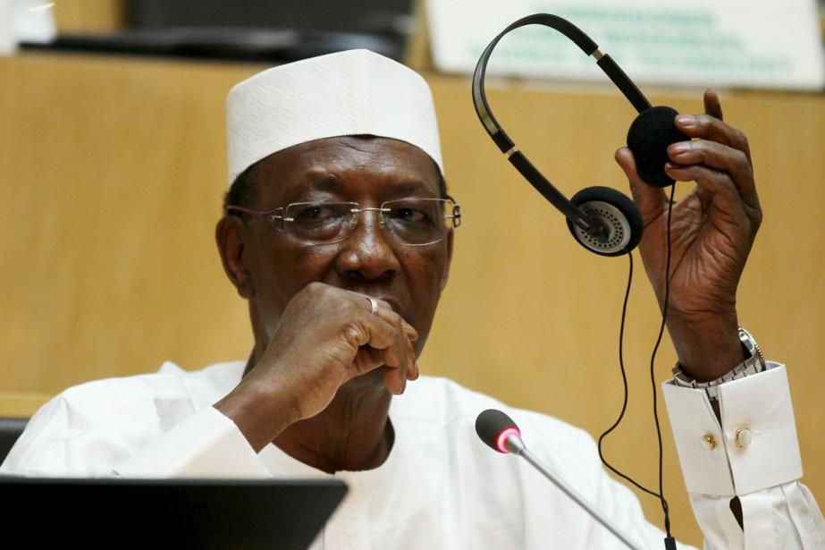 Le président tchadien Idriss Déby est lenouveau président... (PHOTO TIKSA NEGERI, REUTERS)