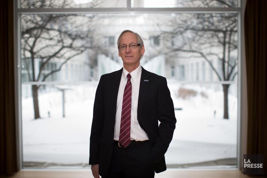 Pierre Saint-Laurent est maître d'enseignement à HEC Montréal.... (PHOTO OLIVIER PONTBRIAND, LA PRESSE)