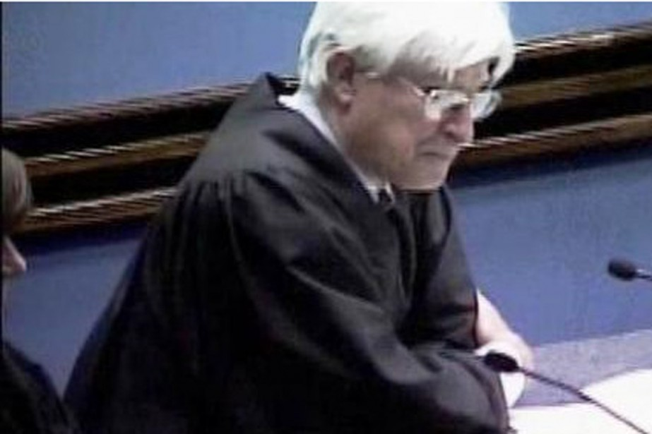 Le magistrat Robert Nalley.... (PHOTO BALTIMORE POST-EXAMINER)