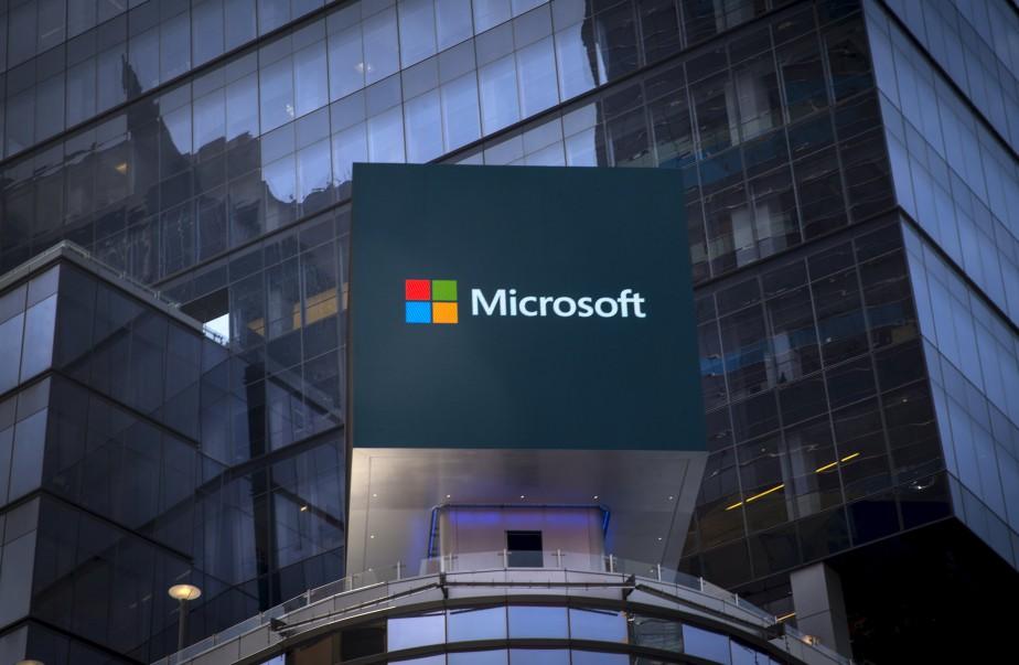Microsoft veut développer l'intégration de l'intelligence artificielle dans... (PHOTO MIKE SEGAR, ARCHIVES REUTERS)