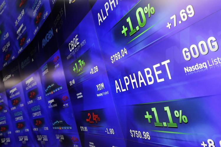 Alphabet a augmenté son bénéfice net de 12%... (PHOTO archives AP)