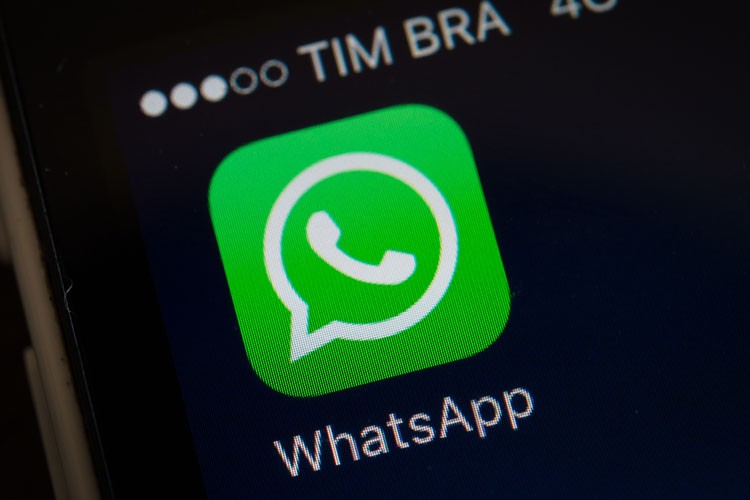 La messagerie mobile WhatsApp, filiale de Facebook, a annoncé... (PHOTO AFP)
