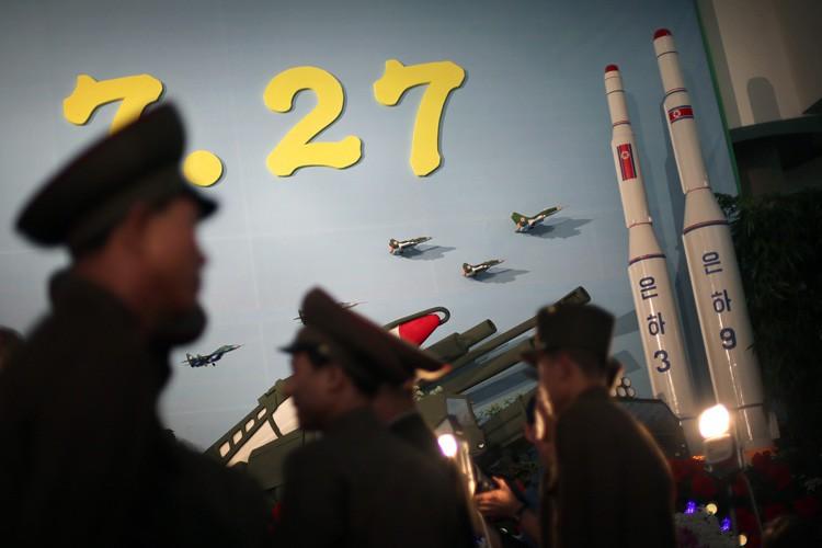 En décembre 2012, la Corée du Nord était... (ARCHIVES REUTERS)