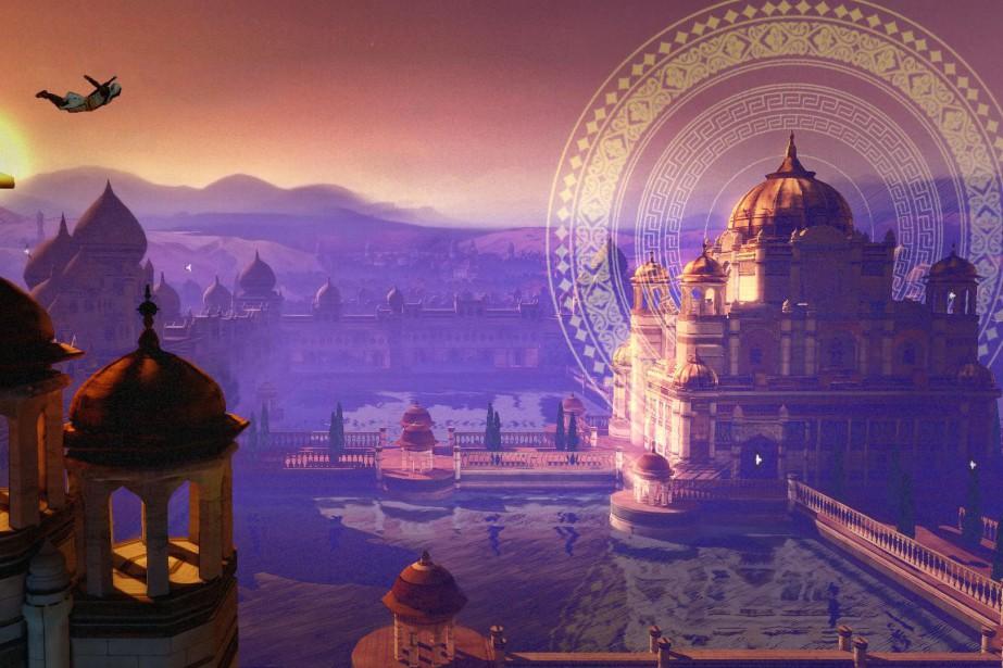 Assassin's Creed Chronicles - Indiaest graphiquement plus lumineux...
