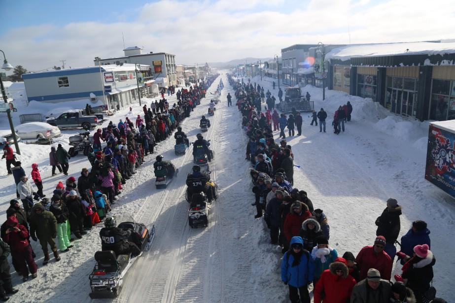 Le Festival Folifrets Baie-James se tient du 25... (PHOTO TIRÉE DE L'INTERNET)