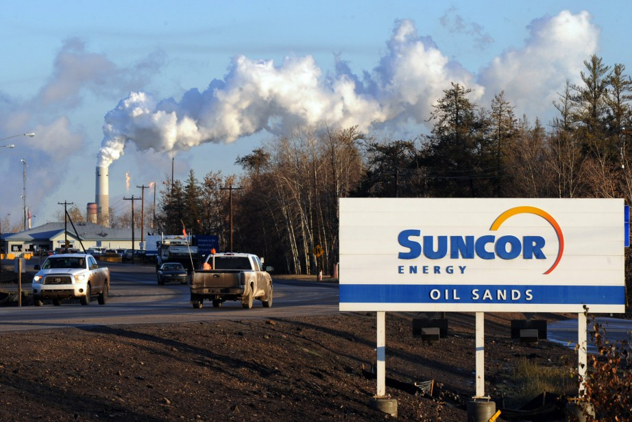 Le grand patron de Suncor... (PHOTO MARK RALSTON, ARCHIVES AGENCE FRANCE-PRESSE)