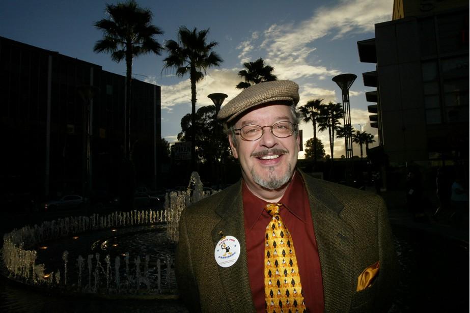 Joe Alaskey, en 2004.... (Photo Mark Mainz, archives AFP)