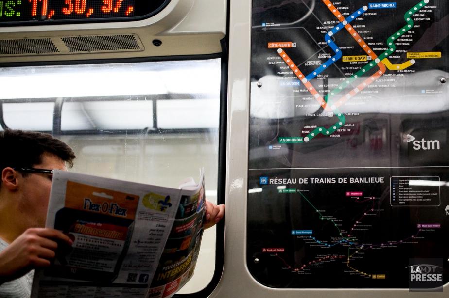 Selon l'évaluation des fonctionnaires du ministère des Transports,... (PHOTO FRANÇOIS ROY, ARCHIVES LA PRESSE)