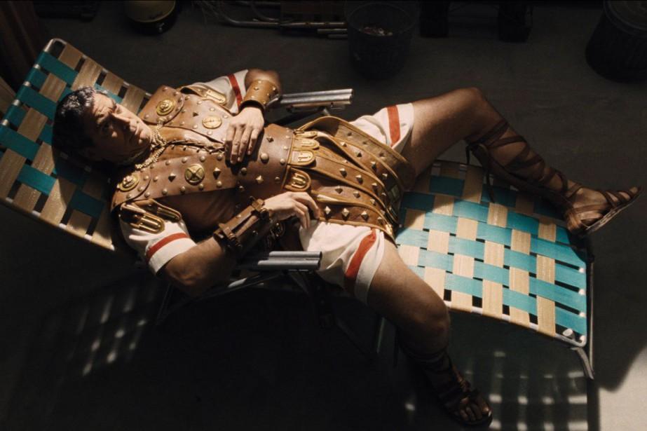 Dans Hail, Caesar!,George Clooney incarne une vedette de... (PHOTO FOURNIE PAR UNIVERSAL)