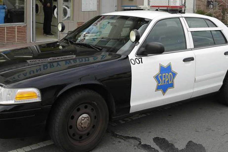 Une poursuite policière s'est mal terminée... (Photo Ben Margot, archives AP)