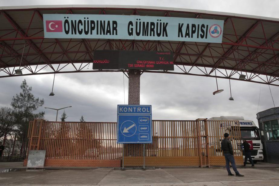 Ankara accueille déjà quelque 2,7 millions de Syriens.... (Photo Lefteris Pitarakis, AP)