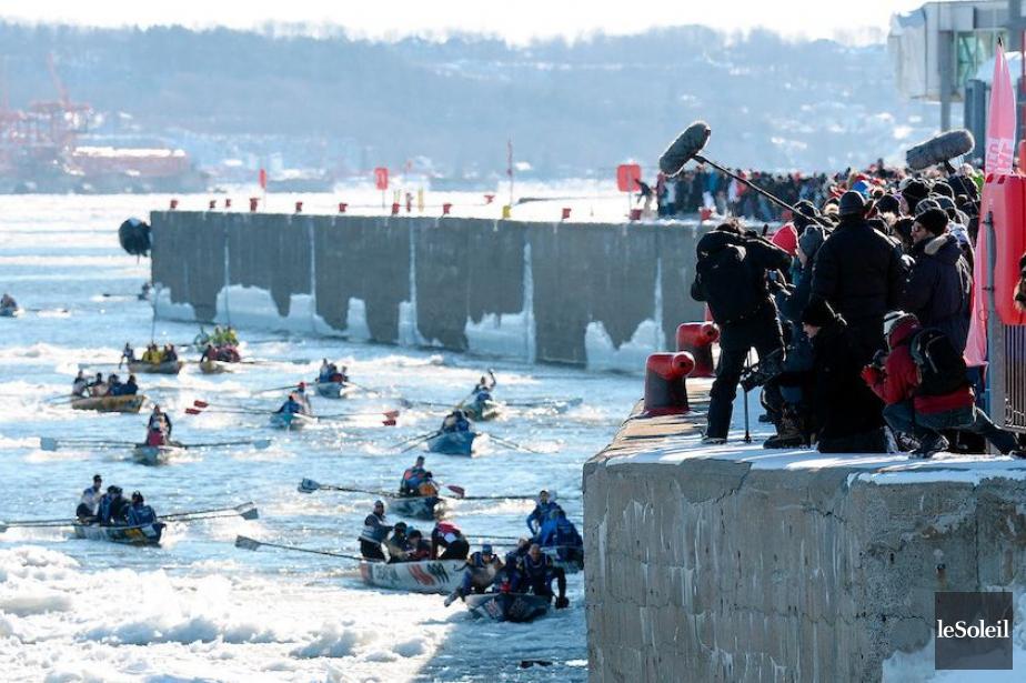 Course de canot: Jean Anderson renoue avec la victoire | Gabrielle Thibault-Delorme | Carnaval…