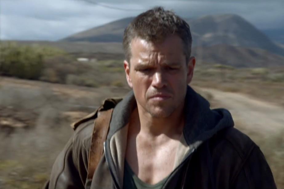 Cela fait neuf ans que l'ex-agent secret Jason Bourne n'a... (CAPTURE D'ÉCRAN)