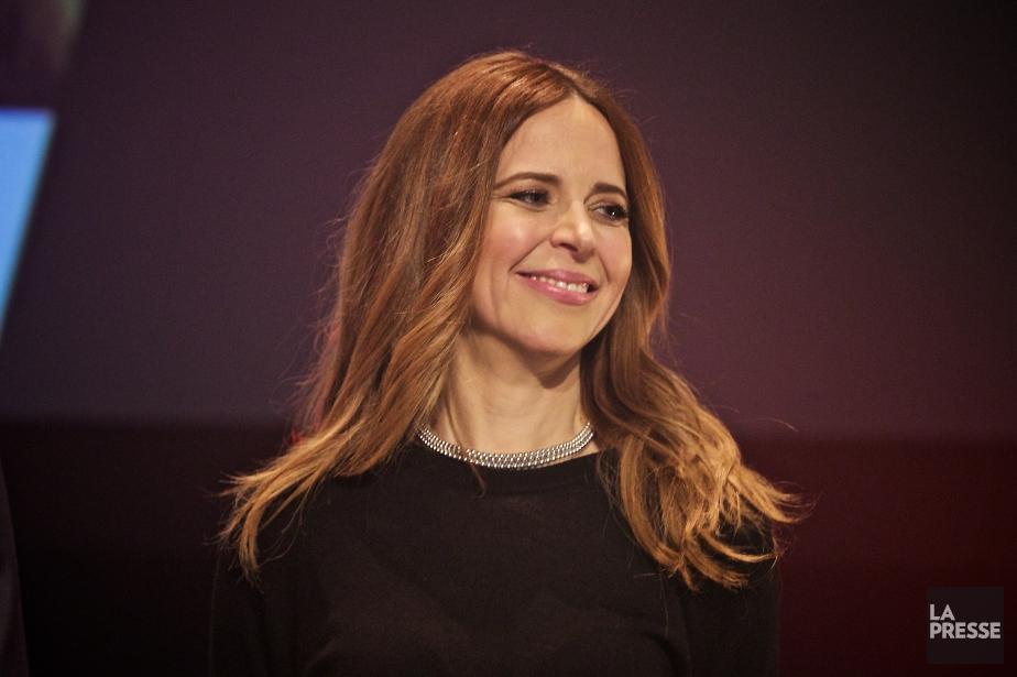 Julie Snyder... (PHOTO ANDRÉ PICHETTE, ARCHIVES LA PRESSE)