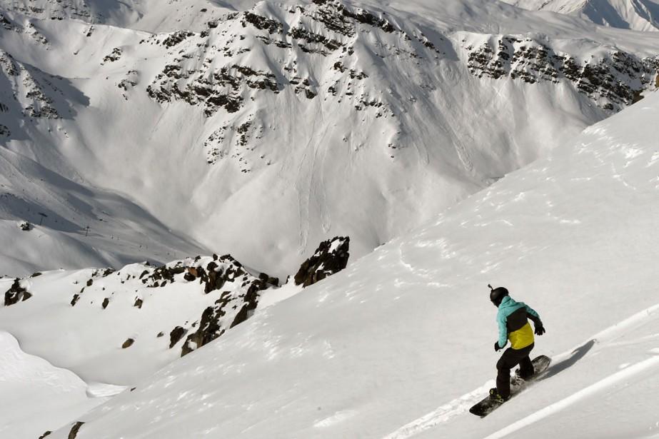 C'est en Savoie qu'on trouve les deux plus... (PHOTO AFP)