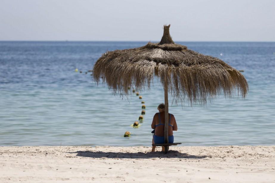 Les plages tunisiennes.... (PHOTO ARCHIVES AFP)