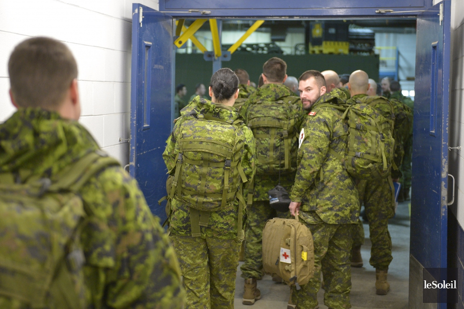 Ottawa a annoncé, vendredi, un... (Photo archives Le Soleil, Yan Doublet)