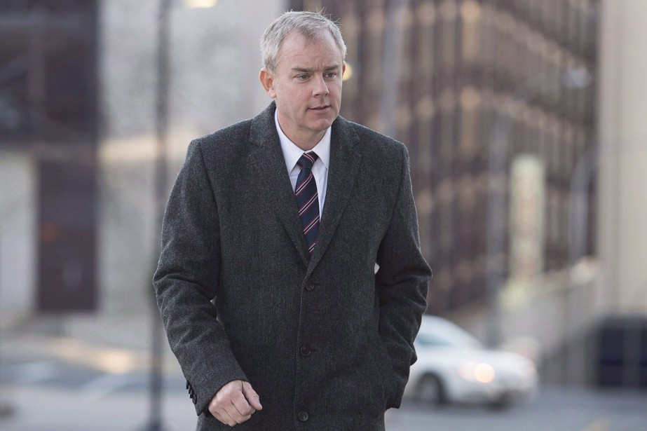 Dennis Oland... (PHOTO ARCHIVES LA PRESSE CANADIENNE)