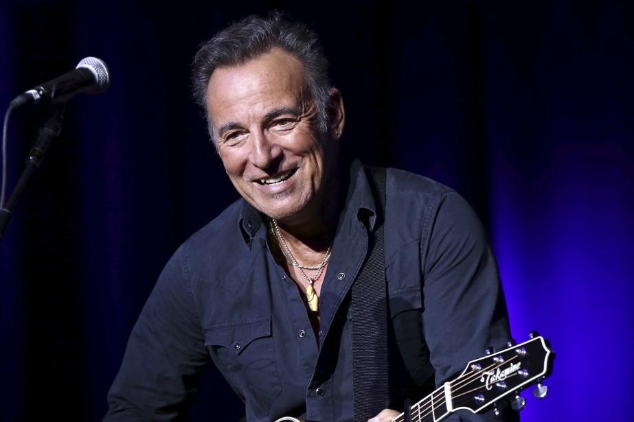 Bruce Springsteen... (Archives AP)