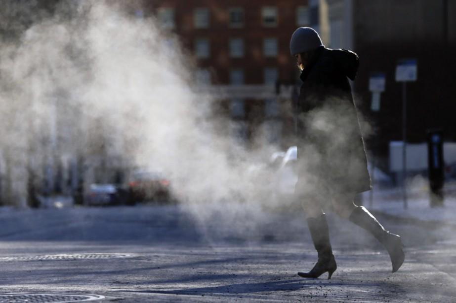 Le maire de New York Bill de Blasio a mis en garde jeudi la... (Photo AP)