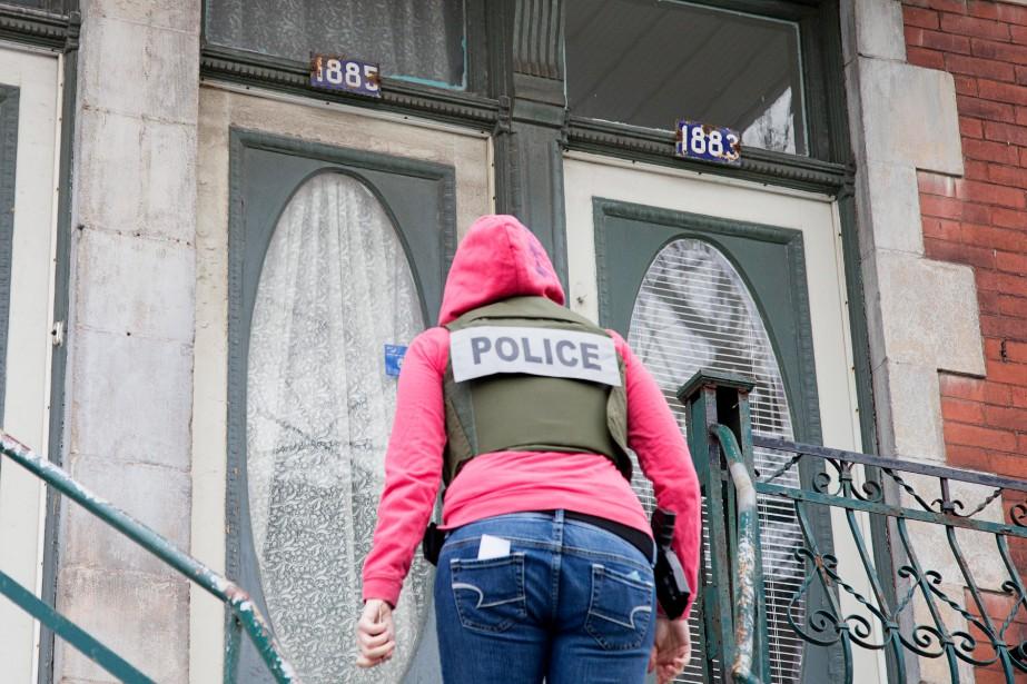 Le réseau de pédophiles démantelé il y a... (PHOTO ALAIN ROBERGE, ARCHIVES LA PRESSE)