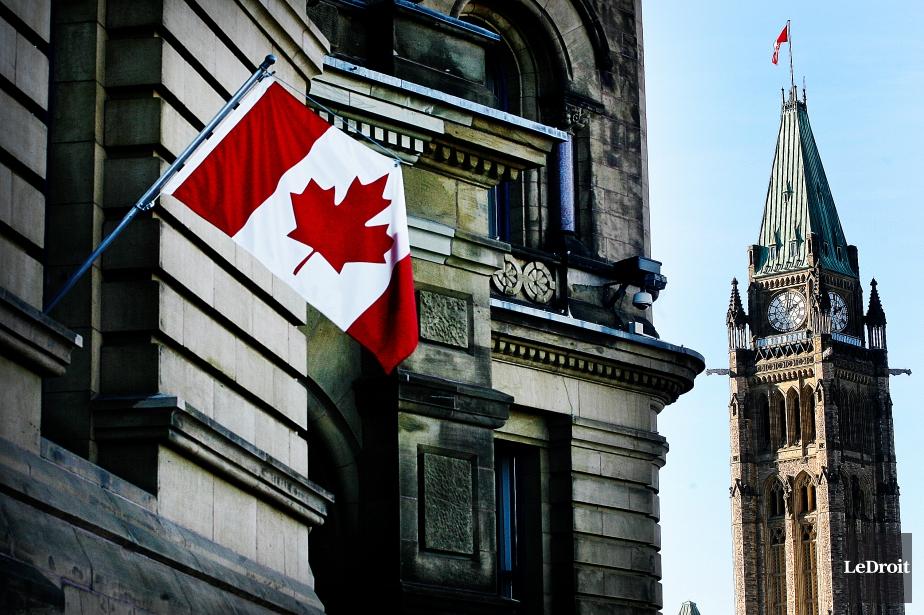 Pour la première fois jeudi, Ottawa était en... (PHOTO ÉTIENNE RANGER, ARCHIVES LEDROIT)