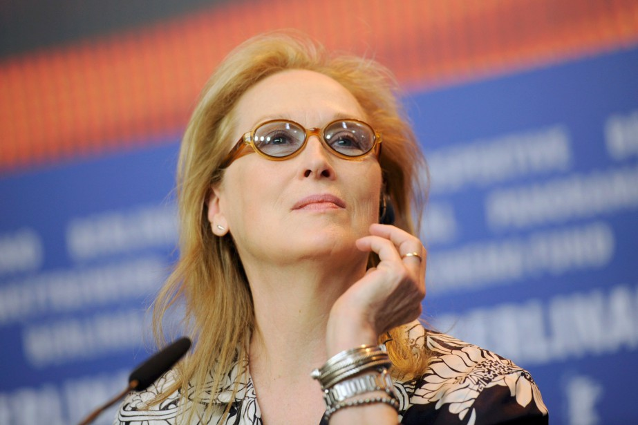 Au Sommet international des femmes en 2012, Meryl... (PHOTO REUTERS)