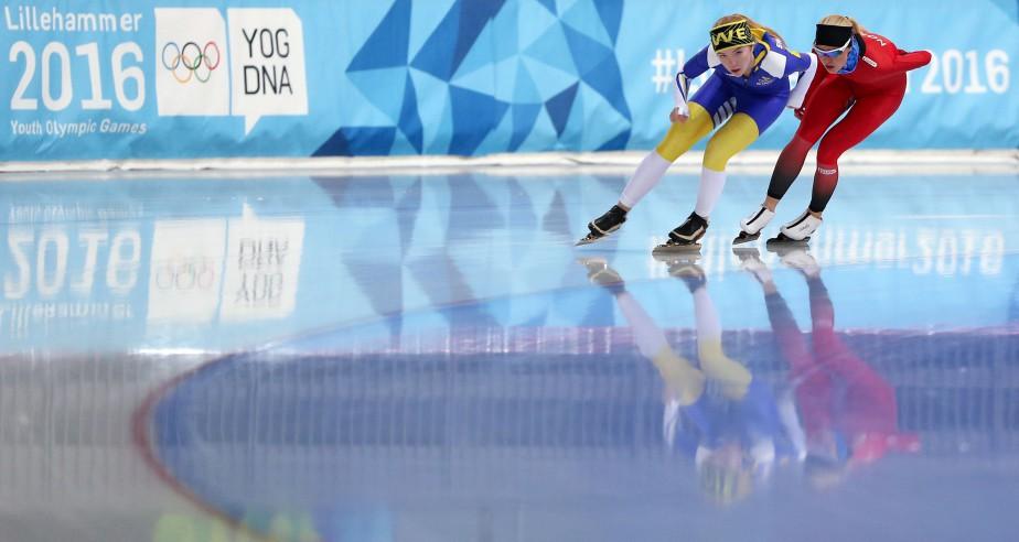«Les Jeux olympiques de la jeunesse vont bien... (PHOTO AGENCE FRANCE-PRESSE)