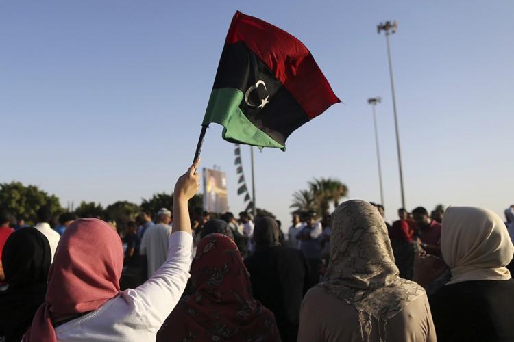 La Libye est plongée dans le chaos et... (PHOTO REUTERS)