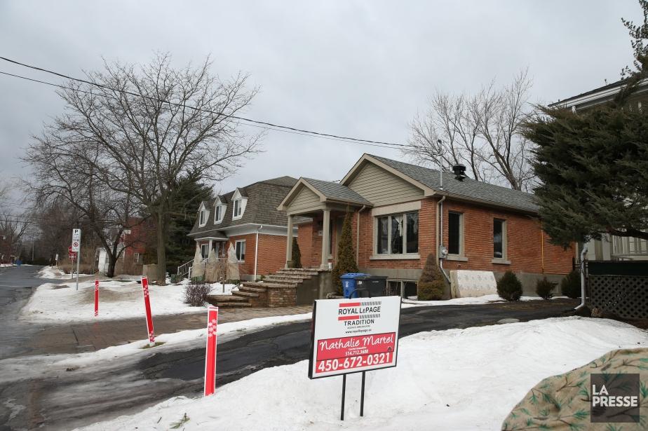 « Les ventes résidentielles réalisées à l'échelle nationale... (PHOTO MARTIN CHAMBERLAND, LA PRESSE)