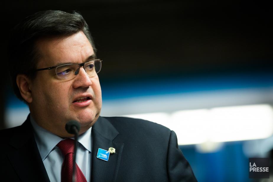 Le maire de Montréal Denis Coderre.... (PHOTO OLIVIER PONTBRIAND, ARCHIVES LA PRESSE)