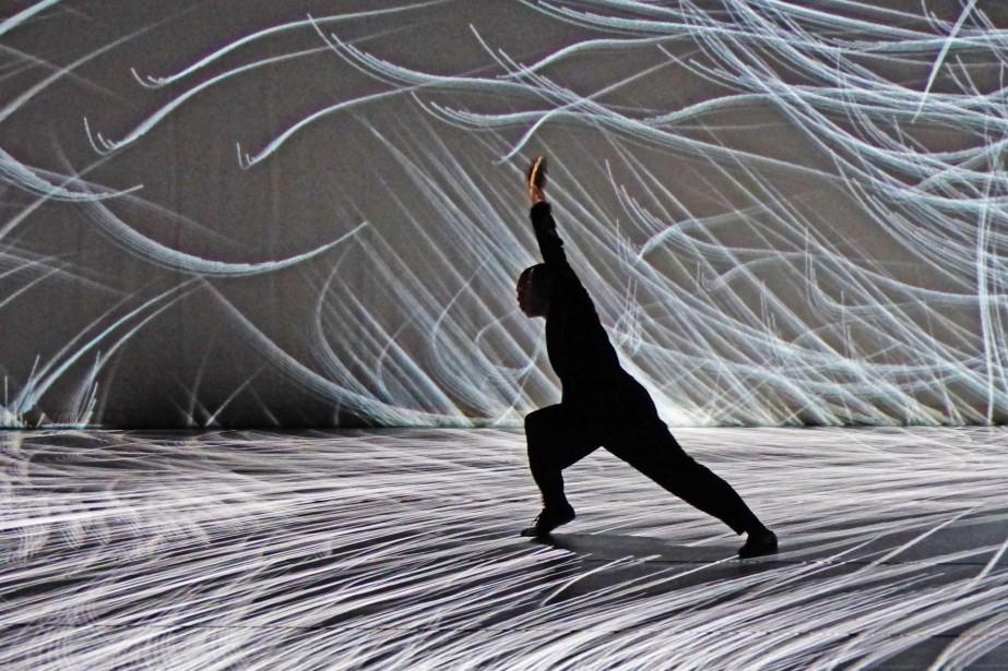 Hiroaki Umeda dans Intensional Particle.... (PHOTO FOURNIE PAR L'USINE C)