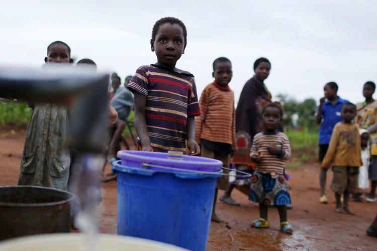 Il faudra deux ans aux communautés touchées pour... (PHOTO REUTERS)