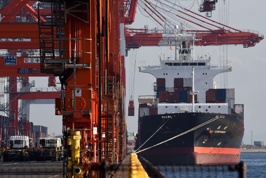 «La croissance du PIB mondial ne devrait pas... (Photo AFP)