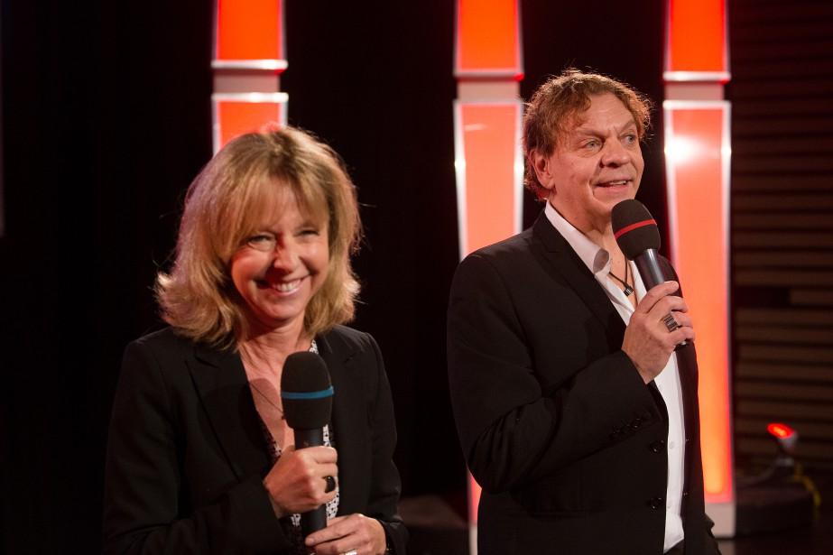 Marc Labrèche animera cet automne une nouvelle émission... (PHOTO ROBERT SKINNER, LA PRESSE)